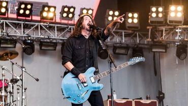 Foo Fighters: nouveau titre en live