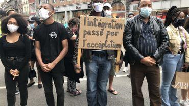 Namur : une centaine de personnes dénoncent le racisme et les violences policières