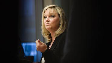 Anne Delvaux s'est retirée de la vie politique en 2014, en froid avec son parti, le cdH.