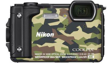 Le Nikon Coolpix W300 est vendu 449 euros.