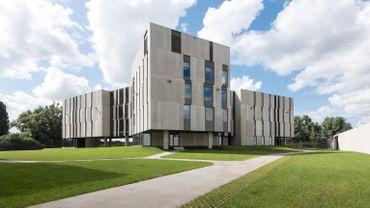 Le centre de psychiatrie légale d'Anvers, inauguré en 2017. Le futur centre de Wavre lui ressemblera-t-il?