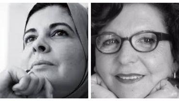 Asma Lambaret et Faouzia Charfi