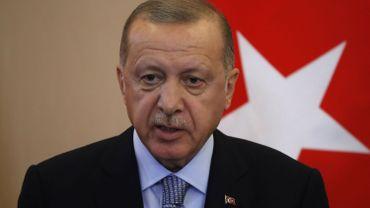 """La Turquie n'a """"pas besoin"""" de reprendre son offensive en Syrie."""
