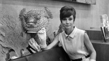 Audrey Hepburn en 1965