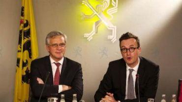 """Réforme de l'enseignement flamand - Accord sur un """"masterplan"""""""