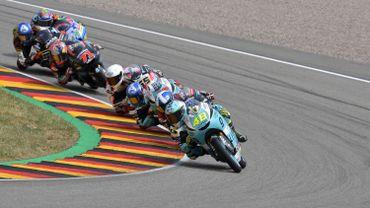 Dalla Porta, vainqueur du GP d'Allemagne, prend la tête du championnat