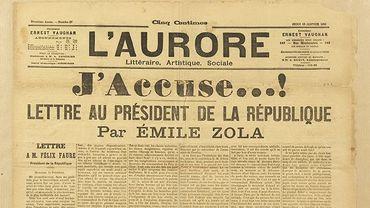 """""""J'Accuse...!"""", d' Emile Zola"""