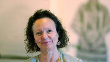 La fondatrice de Wapikoni, Manon Barbeau, dans son bureau de Montréal, le 18 août 2016