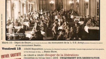 SPA U.S Memorial days ce vendredi 13 & samedi 14 septembre à l'internat « Le Britanique »