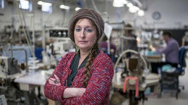 """La belle histoire des """"Lejaby"""" n'aura pas duré très longtemps. Muriel Pernin, qui pilote Les Atelières, devrait déposer le bilan vendredi matin"""