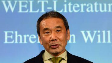 Haruki Murakami traduit des textes que lira Patti Smith en juin 2016 à Tokyo