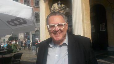 Philippe Reynaert, Directeur de Wallimage