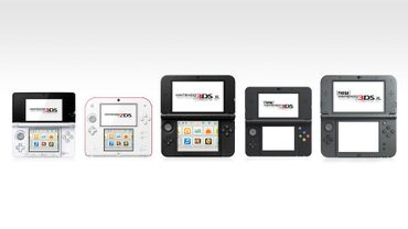 Nintendo n'oublie pas sa gamme 3DS