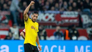 Germany Bundesliga - Bayer Leverkusen vs Borussia Dortmund