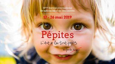 18ÈME ÉDITION DU FESTIVAL «PÉPITES, L'ART ET LES TOUT-PETITS»
