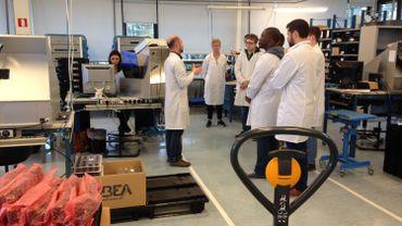 Opération séduction des étudiants ingénieurs par les entreprises belges