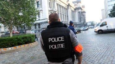 Nouvelle alerte à la bombe visant le tribunal de police de Bruxelles.