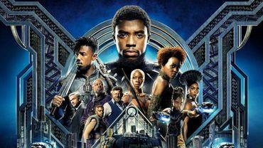 """""""Black Panther"""", sorti le 14 février 2018, a totalisé 1,3 milliard de dollars de recettes"""
