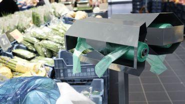 Les Belges utilisent chaque année un milliard de sacs en plastique