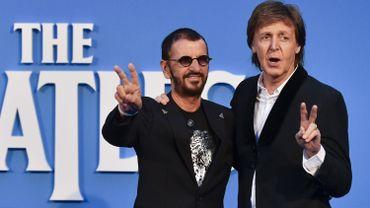 La dernière fois que les deux anciens Beatles ont collaboréremonte à 2010.