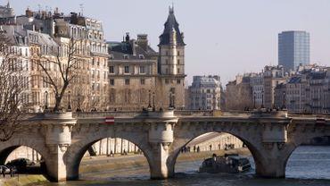 Le Pont Neuf, à Paris