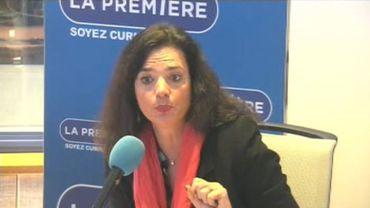 """Christine Defraigne: Nous sommes le lien entre les entités fédérées entre elles et avec le fédéral."""""""