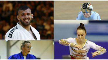 Derwael, Van Snick, Degrendele, Nikiforov parmi les 50 athlètes à Minsk