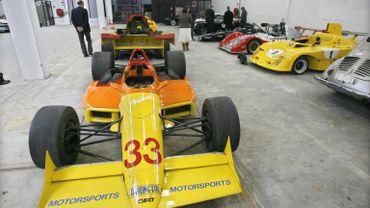 Jean-Luc Burlion était notamment un grand amateur de voitures de course et en possédait plusieurs.
