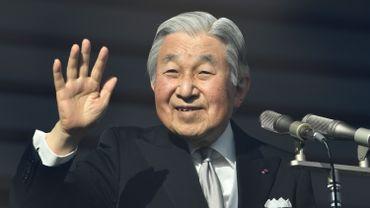 L'empereur du Japon Akihito a 83 ans et une santé fragile.