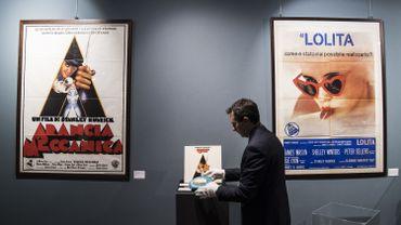 Bilan mitigé pour une vente d'accessoires de tournages de Stanley Kubrick