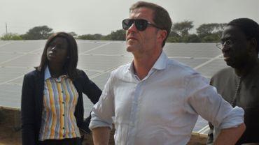 Paul Magnette à Thiès pour son dernier jour de mission au Sénégal
