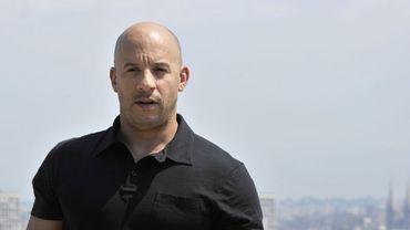 """Vin Diesel fera son retour au cinéma en septembre prochain dans le film de science-fiction """"Riddick"""""""