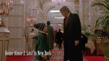 """Donald Trump coupé au montage lors de la diffusion de """"Maman j'ai encore raté l'avion"""" à la télévision au Canada"""