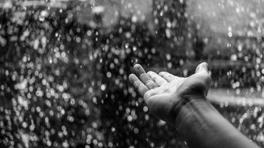 Il a plu deux fois qu'à la normale durant le mois de juin à Uccle.
