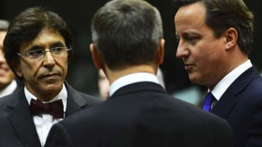 """""""Je suis content qu'ils partent"""", lâche Elio Di Rupo sur les Britanniques"""