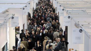 La FIAC a accueilli l'année dernière près de 75.000 visiteurs