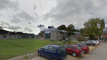 """La maison de repos """"Home Béthanie"""" est située le long de la rue Bois Pirart, à Genval."""