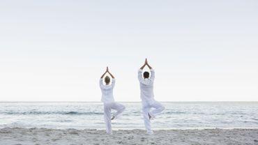 Des cours de yoga aussi pour les hommes