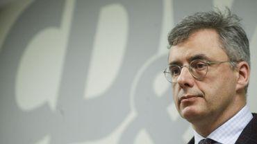"""Formation fédérale: Joachim Coens parle d'une """"ouverture intéressante"""" de Paul Magnette"""