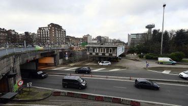 Travaux à Reyers: un tunnel rouvert et trois autres fermés à partir du 28 mai