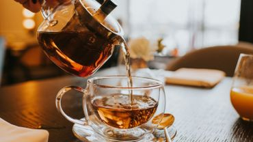 Associer le thé et les plats salés, c'est possible