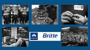 Depuis plusieurs mois, les ateliers de la société Britte tournent au ralenti