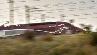 Les Thalys roulent à nouveau vers l'Allemagne, à raison d'un train par jour
