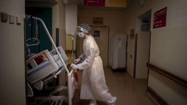 Coronavirus : la République tchèque sollicite l'aide des hôpitaux étrangers