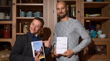 Tom Boonen présente son livre