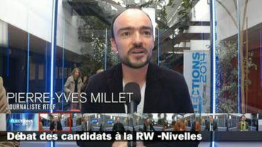 Circonscription de Nivelles: le logement reste au centre du débat