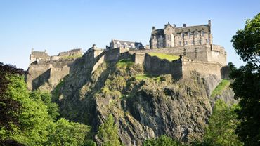 Le château d'Edimbourg en Ecosse restera le même après le Brexit, souligne avec humour l'office de tourisme écossais dans une vidéo qui tient à rassurer les voyageurs