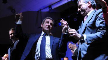 Régionales en France: Sarkozy refuse toute fusion ou retrait des listes pour le second tour