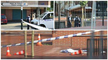 Le parquet fédéral communiquera sur la possible identification de l'auteur de l'attaque à Charleroi après avoir rassemblé les informations.