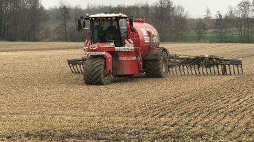 Le digestat, un produit fertilisant pour l'agriculture, a le vent en poupe.